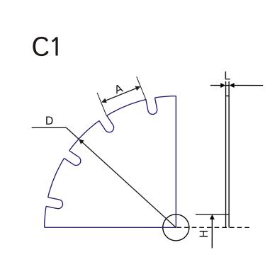 Круг отрезной Distar Super 1A1RSSC1-W
